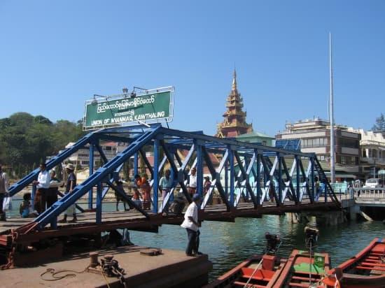 Kawthaung Port Myanmar